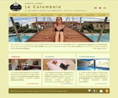 sito web la colombaia